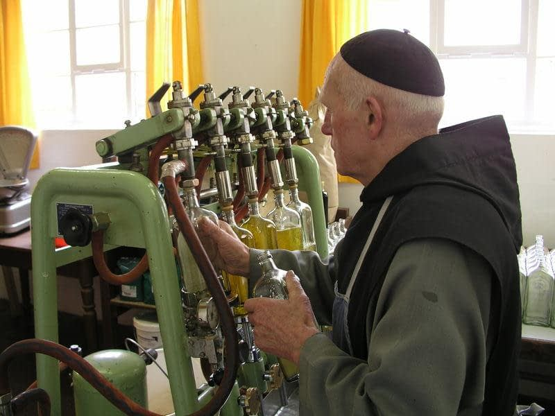 Unsere Geschäftspartner: Abtei Mariawald