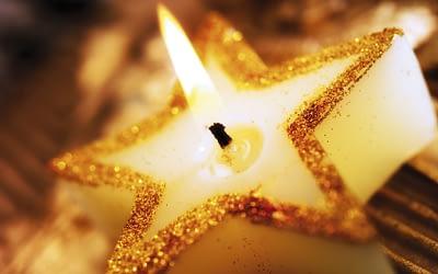 Safran in der Adventszeit