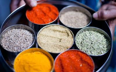 Der Geschmack der Mogulzeit – Safran in der indischen Küche