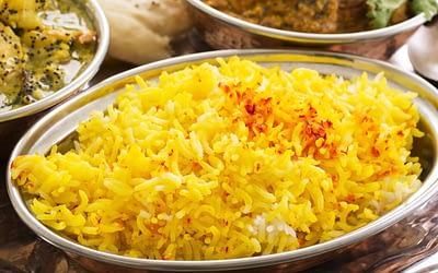 Safran in der persischen Küche