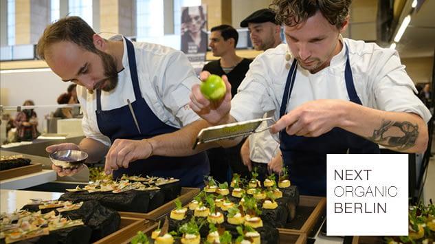 Im Zeichen der Nachhaltigkeit: Miasa auf der Next Organic in Berlin