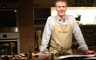 Eventküche: Zu Besuch bei Gourmet-Koch Arne Behnck