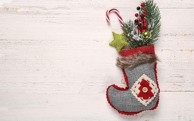 Safran-Geschenke für den Nikolausstiefel