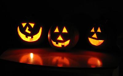 Happy Halloween mit Safran