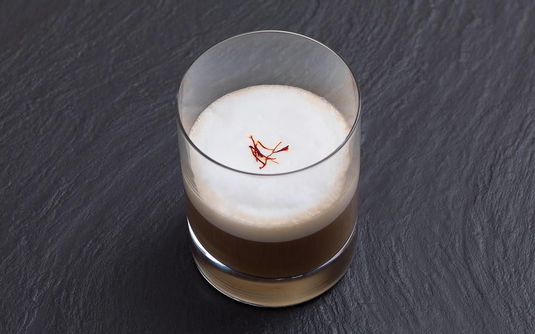 Miasa Safran-Kaffee mit Baileys