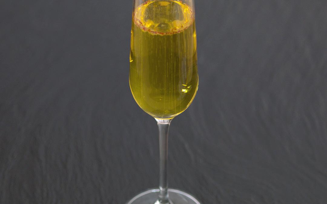 Safran-Champagner